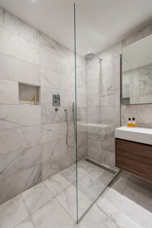 Wet Room Designs Uk: On The Level – Bespoke Wetrooms