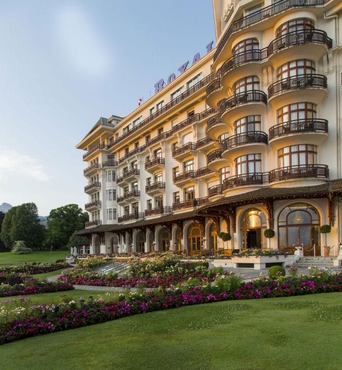 The Film Catalogue | Hotel Royal