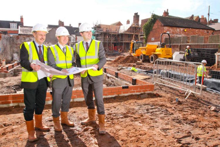 New Build Homes Market Drayton