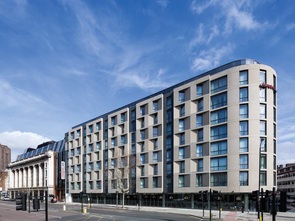 Hilton Hotel Waterloo London