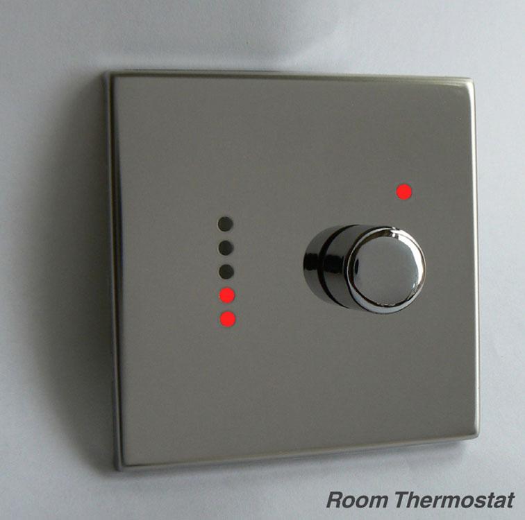 Evinox Simplify Underfloor Heating Control For Communal
