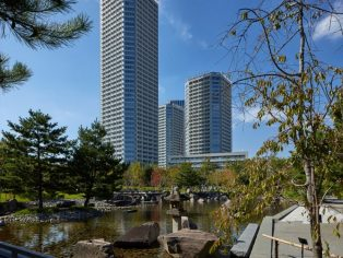 Conran and Partners complete 20ha regeneration in Tokyo