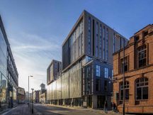 re-form open new office at The Hive in Manchester
