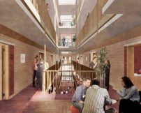 Planning permission granted for new workplace redevelopment in east London