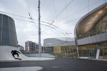 Arnhem Central Station, Netherlands