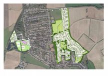 Revised Plans Unveiled For 300 Homes in Scholes