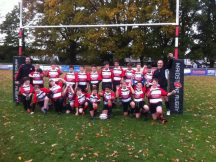 Maindstone under 13s Rugby