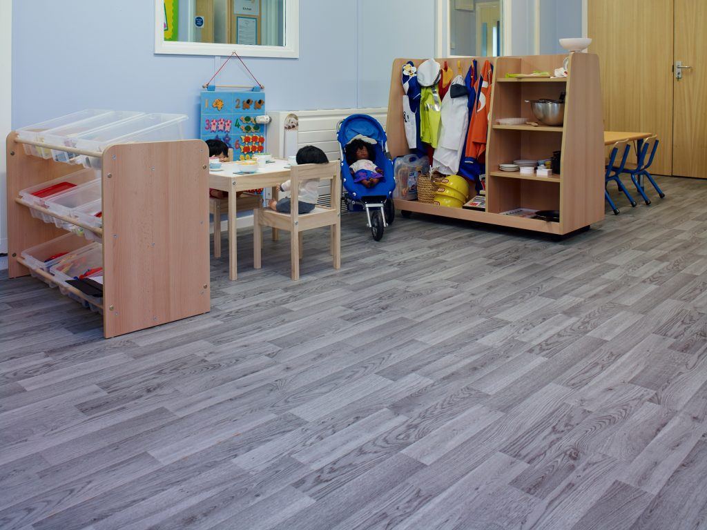 Playtime With Polyflor Safety Flooring At Paper Moon Day