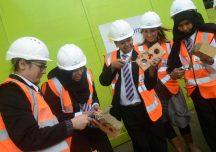 Students making it in Sheffield