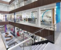 Hachette Headquarters - Atrium