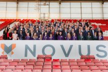 Staff sparkle at Nous Excellence Awards