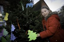 Tree-mendous festive spirit in Marden