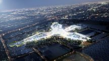 Dubai Expo 2020 - Bird's Eye View LR