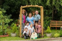 Green-fingered pupils win top accolade