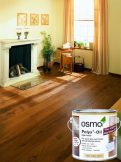 Polyx Oil will enhance and protect wooden flooring