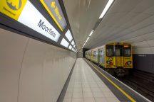 Moorfields platform 3