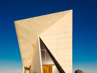 Valleaceron Chapel by David Cabrera