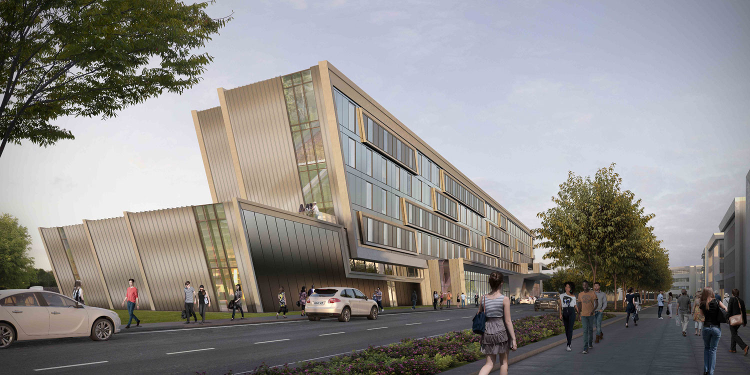 Keppie Delighted As Aberdeen City Council Approve New Aecc