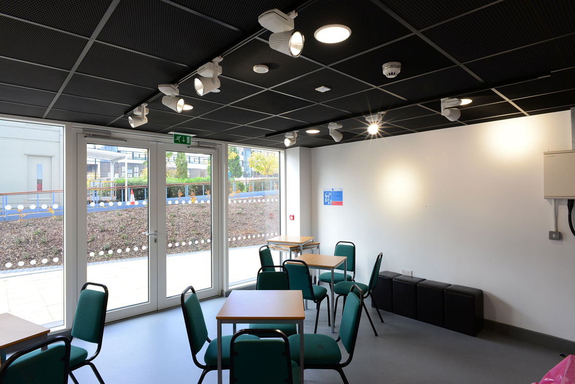 Armstrong Ceilings Help Transform The Multi Storey Parsons