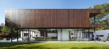 House in Formby by Shedkm Architects