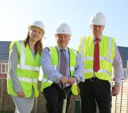 Exclusive new homes underway at Harp Hill