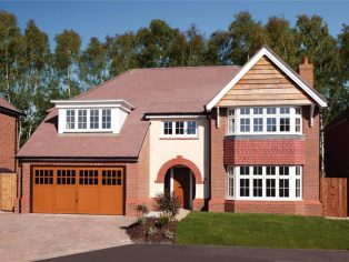 The five-bedroom Buckingham from Redrow's Heritage Collection lends itself perfectly to multigenerational living
