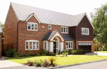 An example of a large and luxurious home from Elan, similar to those at Hall Gardens.
