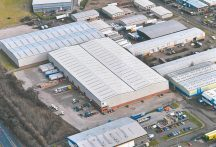 Designer Contracts new 109,000 sq ft central distribution facility