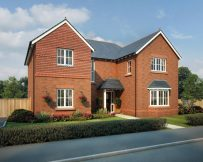 The Faversham is among the final properties available at The Paddocks.