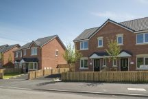 Examples of the homes at Parkside