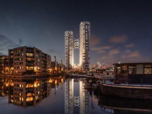 Infinity Towers Canary Wharf