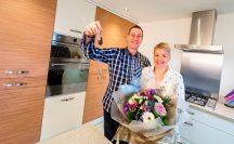 Battye kitchen - Chris & Hilary Battye