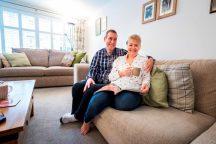 Battye lounge - Chris & Hilary Battye