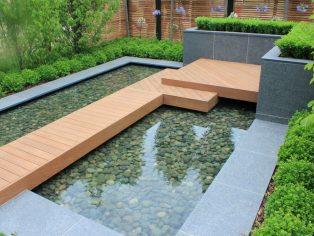Jonathan Mark Garden Design - Hampton Court