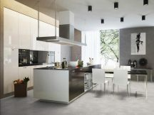 HQR Harlem Clear Kitchen