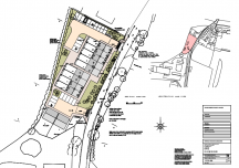 Titchmarsh site layout