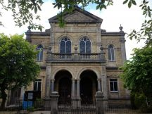 The Methodist Chapel on Grove Road in Harrogate
