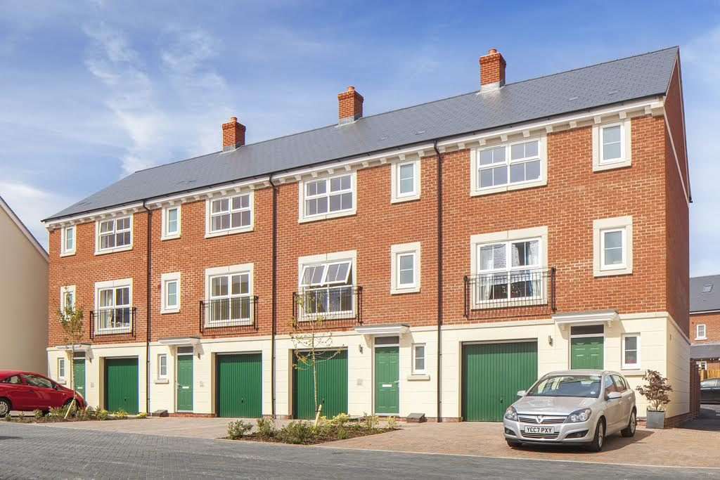 New Build Home In Birmingham First Time Buyers