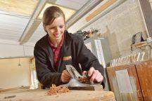 Nadia Connabeer, Screwfix Trade Apprentice Winner 2015