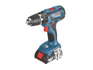 New and exclusive Bosch 18V Combi Drill