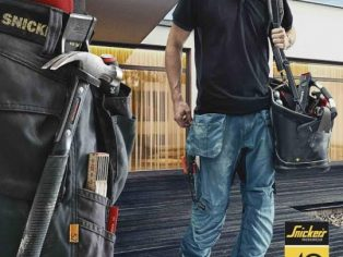 Snickers 'Next Generation' ALLROUND Work Trousers