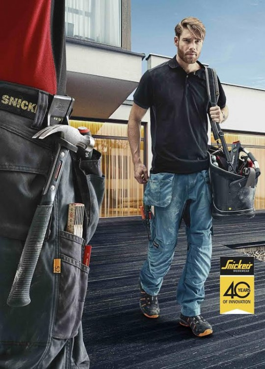 Snickers Allround Work Trousers Ready For Everything