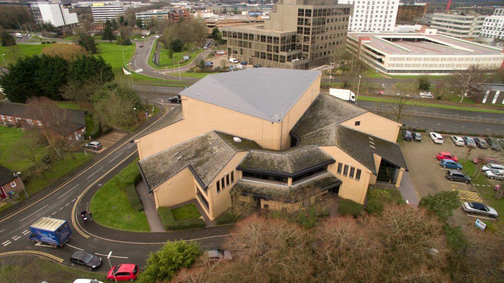 Sika Sarnafil Roof Refurb Gives Church New Lease Of Life
