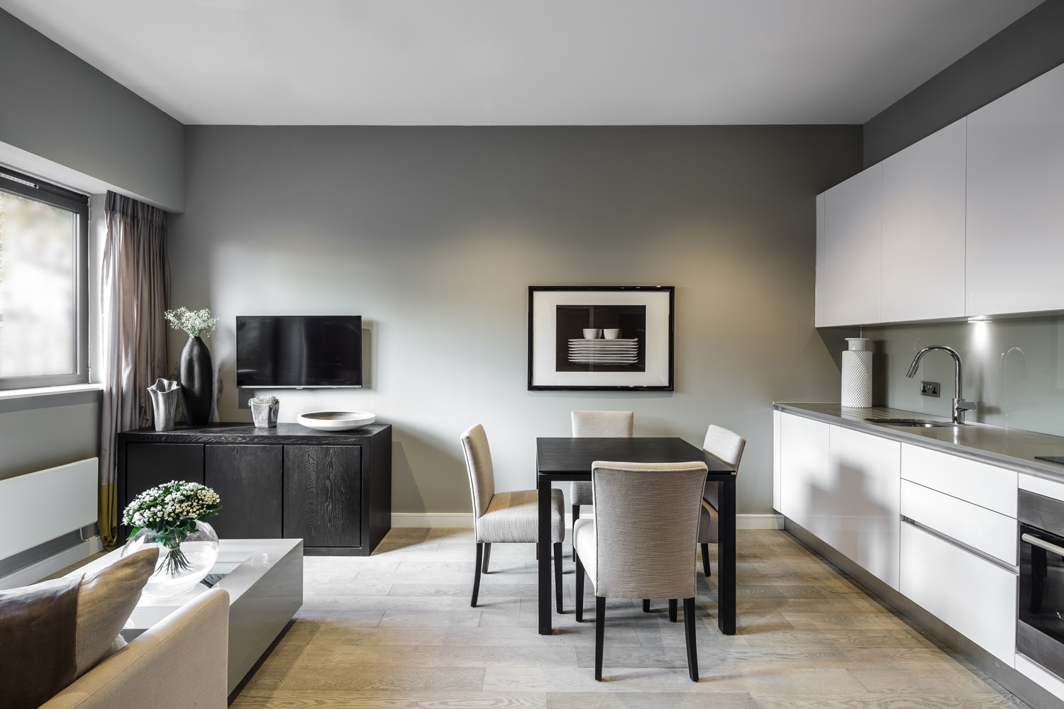 Reeve Wood Provides Flooring For Kelly Hoppen Building