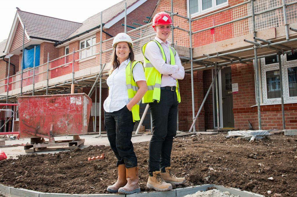 Redrow Homes Work Exsperience