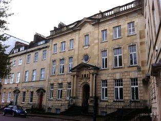 8-10 Berkeley Square, University of Bristol, has achieved a BREEAM Excellent rating of 73.1%