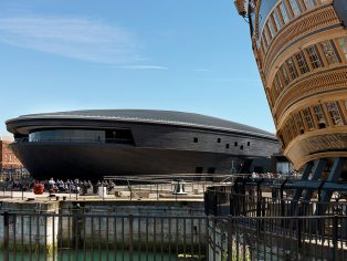 Mary Rose Museum, Portsmouth, Solent Design Awards winner