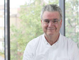 RIBA President Ben Derbyshire