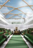 © Gensler Houses of Parliament, Interior