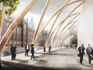 © Gensler Houses of Parliament - Terrace